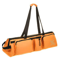 Wholesale standard size polyester yoga mat bag