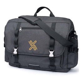 Water resistant multifunctional work crossbody bags business messenger bag