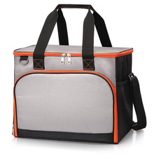 Cooler Bag Leakproof Soft Sided Cooler Bag Collapsible Portable Cooler for Lunch Picnic Camping Hiking Beach BBQ Party