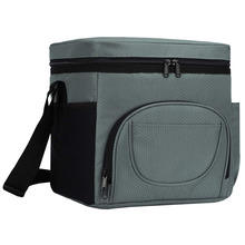 Large Insulated Lunch Bag Picnic Soft cooler Bag for Men