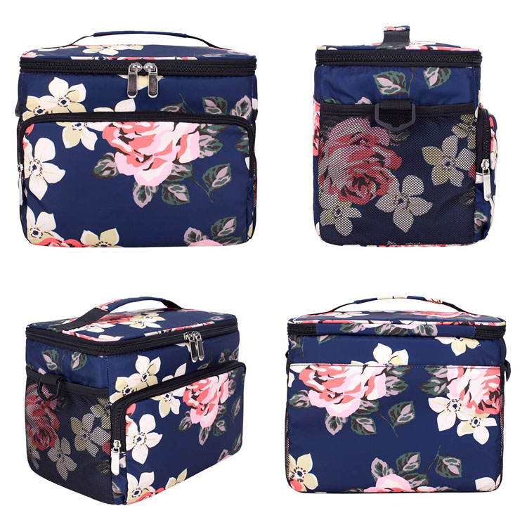 Leakproof Reusable Insulated Durable Cooler Lunch Bag