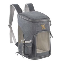Outdoor use pet carrier backpack for small cats and dogs for travel hiking comfortable pet backpack