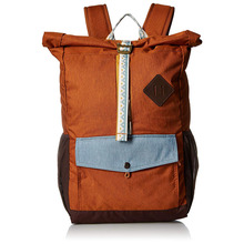 Waterproof rolltop backpack casual urban roll top daypack