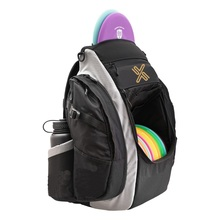 New custom bag fits 18 discs durable frisbee golf disc backpack for disc golf