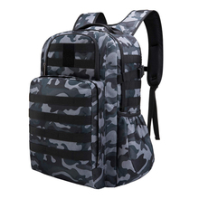 Water resistant army assault pack molle bag outdoor hiking hunting military tactical backpack