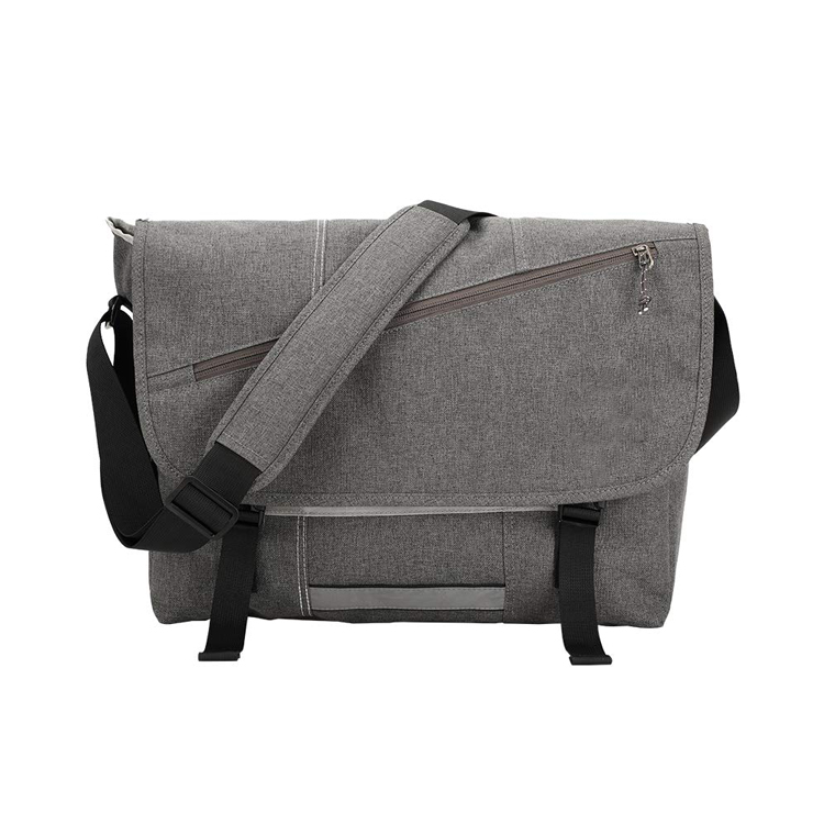 Messenger bag satchel leisure canvas 15 inch laptop shoulder briefcase pack