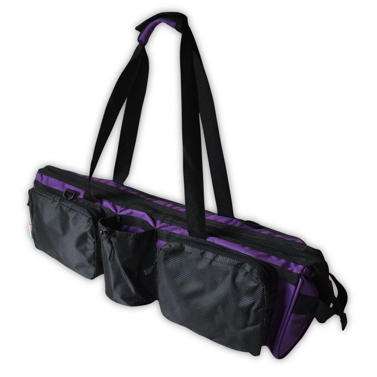 Yoga mat tote bag supreme and carriers with pocket and zipper