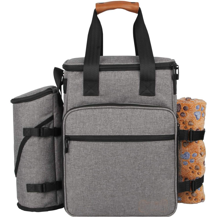 Pet Travel Bag for Dog And Cat Week Away Tote Organizer Bag for Dogs