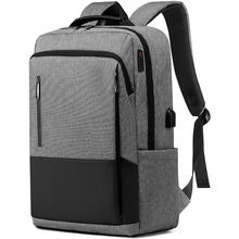 Laptop Backpack for Travel Anti Theft Slim Durable Computer Bags with USB Charging Port