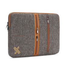 Laptop Sleeve Notebook with Zipper Tablet Pouch Cover Protection Bag Softd Plush Ipad Pouch