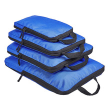 Compression Travel Luggage Packing Organizers Expandable Storage Packing Cubes