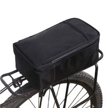 Bike Rear Bag Back Seat Pannier Outdoor Sports Cycling Rack Pack Carrier Water Resistant Bicycle Storage Trunk Bag