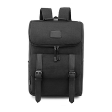 Travel Business Pack for College Work Rucksack Fashion Vintage Laptop Backpack