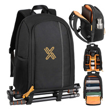 Camera Backpack Water Resistant Large Capacity Camera Case with Laptop Compartment Camera Bag