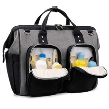 Diaper Bag with Pockets