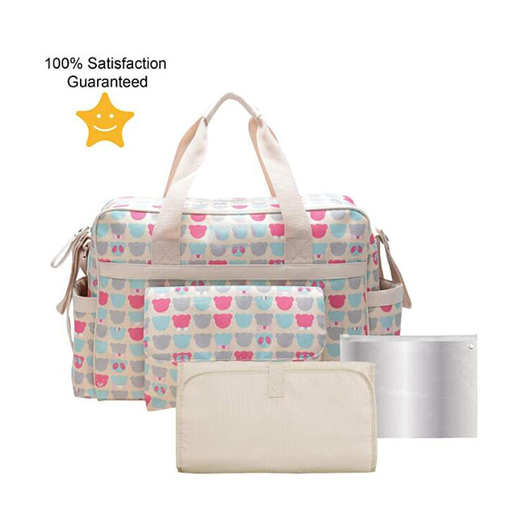 Diaper Bag Tote Bags for Girl Large Capacity