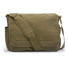 Retro Military Pack Army Outdoor School College Basic Travel Accessories Messenger Bag