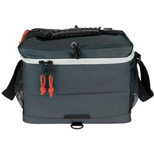 Folding picnic cooler bag