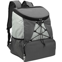 Insulated Interior Cooler Backpack 600D Picnic Bag