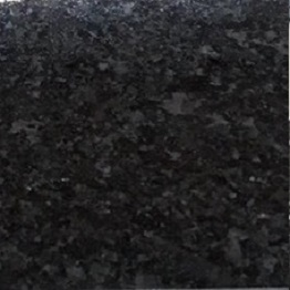 Angola Polished black granite