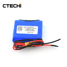 Rechargeable 18650 10.8v 3350mAh lithium battery pack