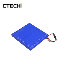 Rechargeable 18650 14.4v 13.4Ah lithium battery pack