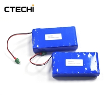 Rechargeable 18650 25.9v 5.2Ah lithium battery pack
