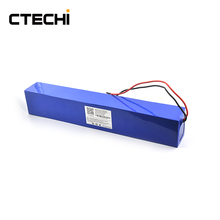 Rechargeable 18650 36v 8.8Ah lithium battery pack