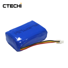 Rechargeable 7.4v 1800mAh lithium battery pack