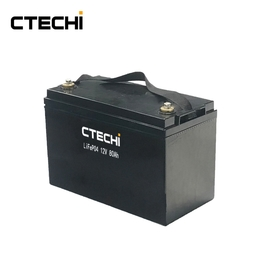 12V 80Ah Energy Storage LiFePO4 Battery Pack