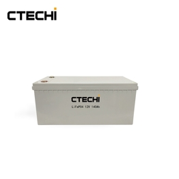 12V 140Ah Energy Storage LiFePO4 Battery Pack