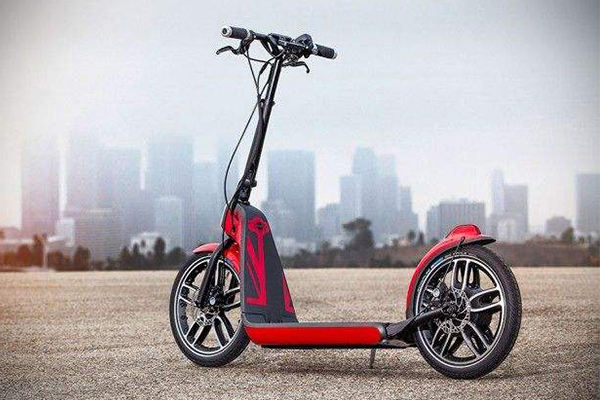 Lithium-ion Battery can be used in E-Scooter
