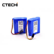 3.6V 9.6Ah Li-ion Rechargeable Battery Pack