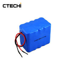 11.1V 11Ah customized lithium ion battery pack