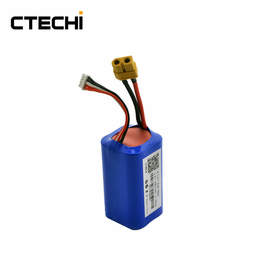 1P4S 14.4V 2900mAh Lithium ion RC Battery Pack