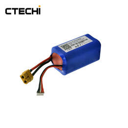 4P1S 3.6V 10.4Ah Lithium ion RC Battery Pack
