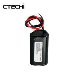 Customized 10.8V 3.4Ah Rechargeable li-ion Battery Pack