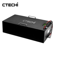 48V 100Ah Lifepo4 Battery Pack for AGV