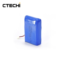 Lithium Polymer Battery 11.1V 950mAh for GPS Tracker