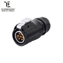 Good Quality Female Round 8 Pin Mini Usb Connector