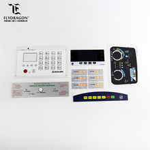 Newest Machine Flexible Custom Metal Dome Touch Membrane Switch
