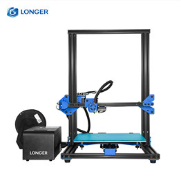 300x300x400mm Large Build Size Printer DIY Kit Metal Frame with Resume Printing LGT Longer LK1 3D Printer