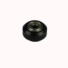 CNC Openbuilds Wheels Roller Plastic POM Small Big Passive Round Wheel Perlin Wheel V Type For V Slot C Beam 3D Printer Parts