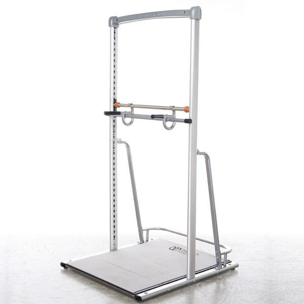 Commercial home gym SOLO STRENGTH Total Body Workout System Doorway and Wall mounted Pull up Bar with Dip bar
