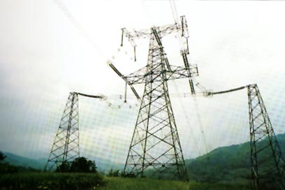 500KV Steel Lattice Tower