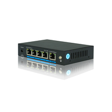 30W IEEE802.3at 4+1 10-100-1000Mbps PoE Ethernet Switch
