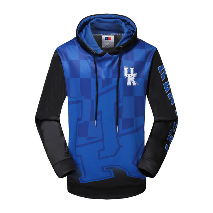 Hooded with Pattern Sublimation Full Color Printing Custom Hoodie with Manufacturer China Factory