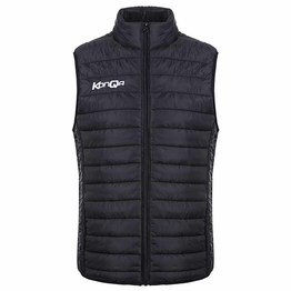Nylon Casual Custom Men's Padded Vest with Manufactory China