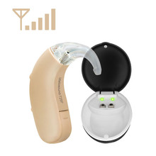 Popular Tena BTE Behind The Ear Hearl Aid Dispozitive With Charging Case