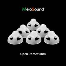 Open Fit Silicone Open Domes Thin Tube Accesorii de Perie